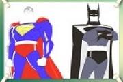 Batman Superman Boyama Oyunu Oyunu Oyna Boyama Oyunları