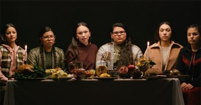 Native American Girls Describe the Real History Behind Thanksgiving