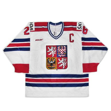 1996 Czech Republic WC jersey photo 1996 Czech Republic F WC jersey.jpg