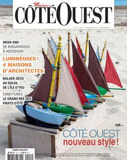 Cote Ouest Magazine Cover