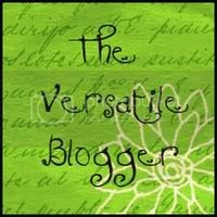 Versatile Blogger Award, Blogger Award from NY Melrose Family
