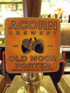 Acorn, Old Moor Porter, England