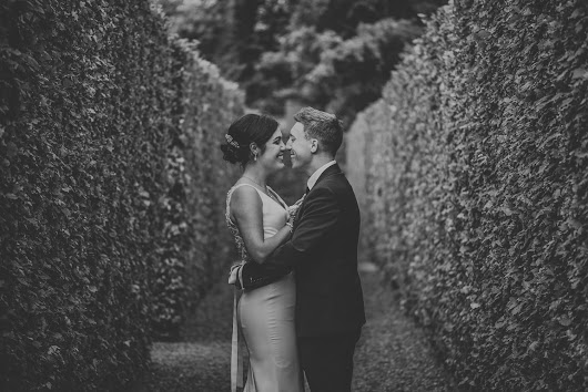 Heather & Chris // The Carriage Rooms at Montalto | Francis Meaney Photography | Wedding Photographer | Northern Ireland