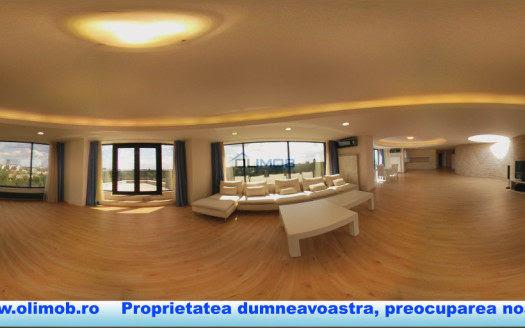 olimob apartament Herastrau