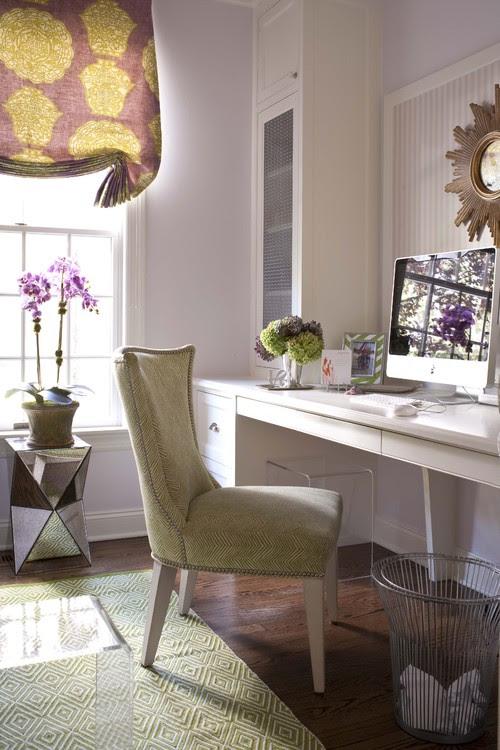 Sue De Chiaras home contemporary home office
