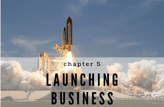 Guide: Kick-starting Your Business (Chapter 5)