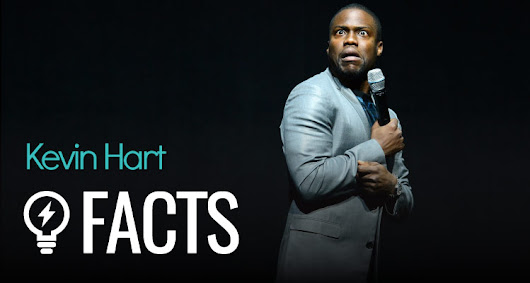 Kevin Hart: 21 Facts About the Comedic Genius