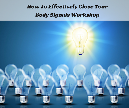 How To Effectively Close Your Body Signals Workshop | The Remarkable Practice - Chiropractic Coaching