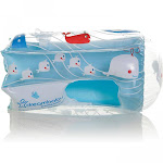 Dreambaby Soft Inflatable Child Safety Bath Tub Spout Cover - Whale Theme
