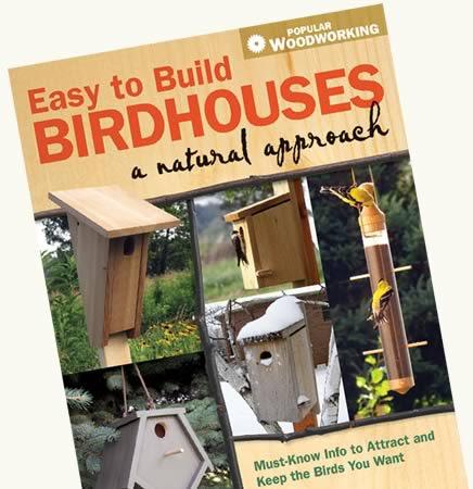 How to Build  Birdhouse  Plans Book  PDF Plans
