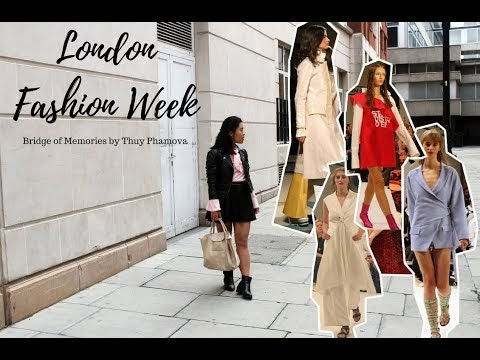 London Fashion Week S/S 2018 wrap up
