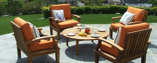 The New Generation of Outdoor Furnishings - DeckTec Outdoor Designs