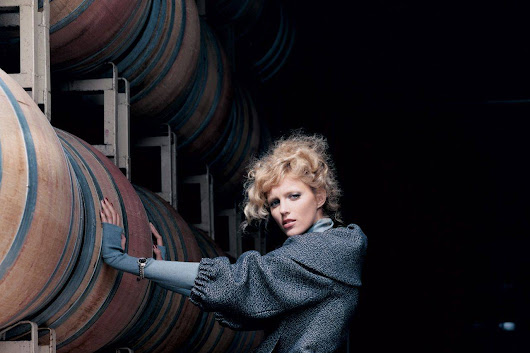 Vogue's Ode To Californian Wine