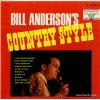 ANDERSON, BILL - bill anderson's country style