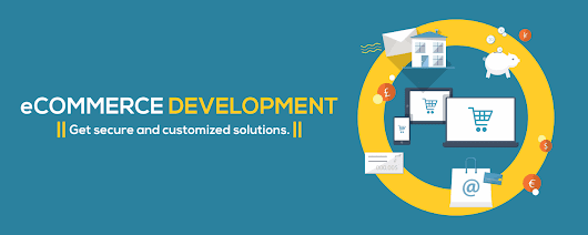Ecommerce Development Company in India, Ecommerce Solutions