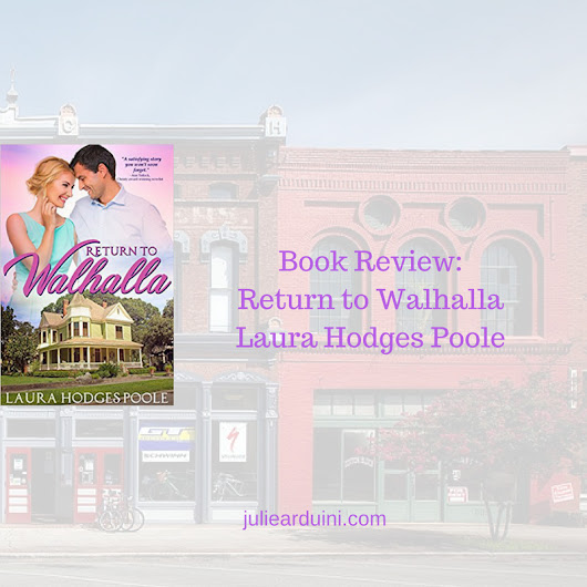 Book Review: Return to Walhalla by Laura Hodges Poole | Julie Arduini: Surrender Issues and Chocolate