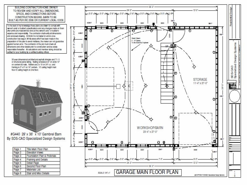 12X16 Gambrel Shed Material List Gambrel Barn Shed Plans