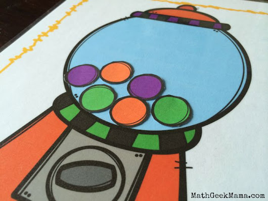 {FREE} Gumball Estimation Activity! -