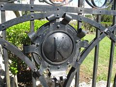 Kawaiaha'o Church gate