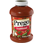 Prego Traditional Italian Sauce - 67 oz jar