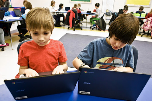 Common Core-Linked Tests Spur Schools to Teach Typing - WSJ