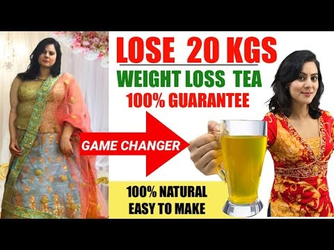 Lose 20 Kgs in Winters  |  Game Changer Weight Loss Tea | 100% Natural
