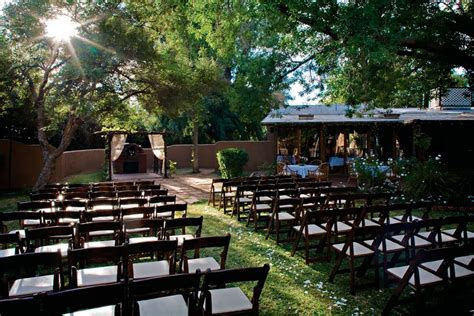 Backyard wedding venue az   Outdoor furniture Design and Ideas