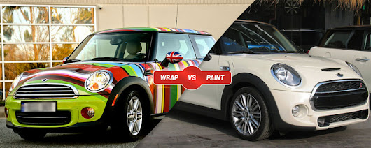 Wrap vs Paint Which is Better For Your Car | Autos Billow