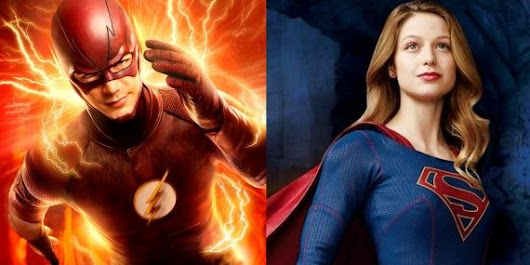 Supergirl & The Flash TV Crossover is Official; Episode Date Revealed