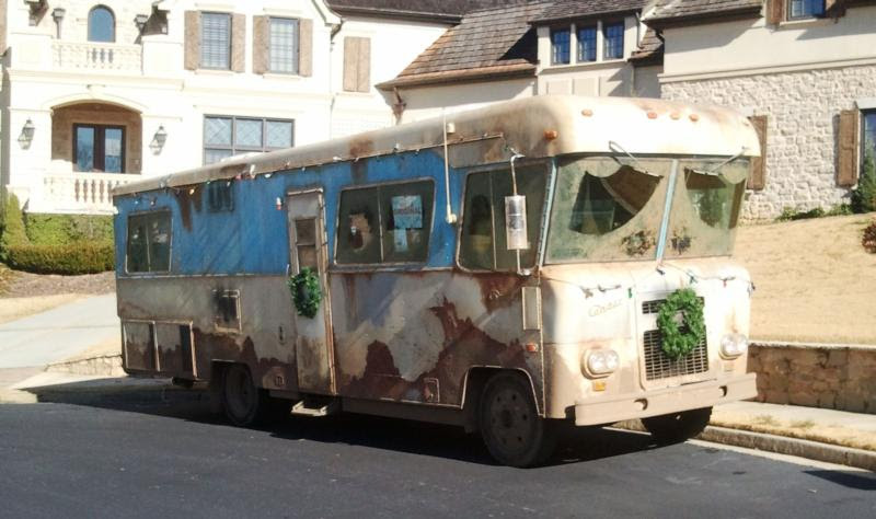 'Cousin Eddie' RV From 'National Lampoon's Christmas ...