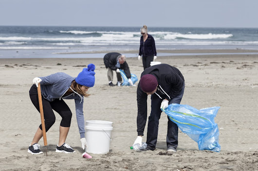 What Is International Coastal Cleanup Day?