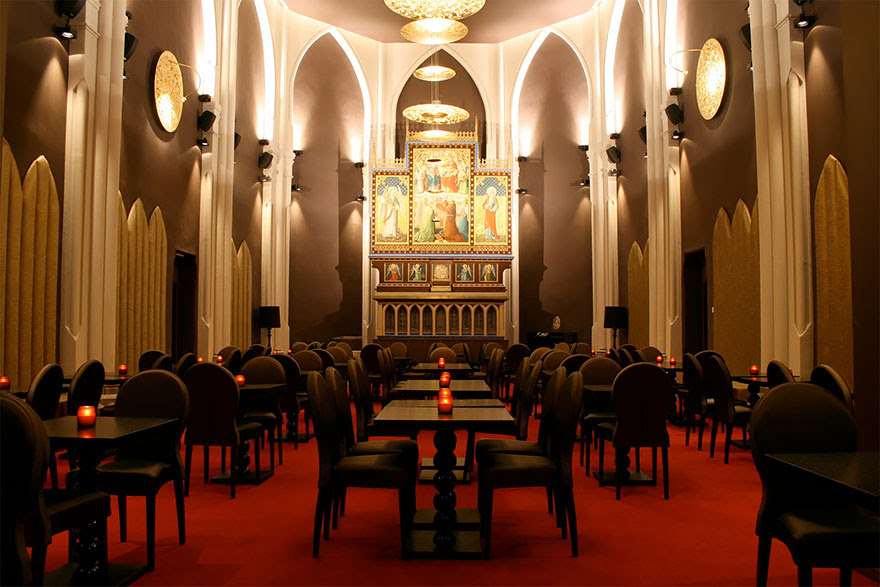 Martin's Patershof Church Hotel, Mechelen, Belgium