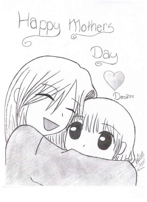 mothers day card  goth panda  deviantart