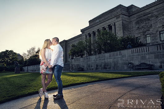 Nelson Engagement Sneak Peek | Brooke & Zach - Rivas Photography