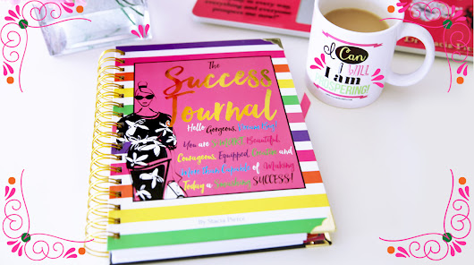 Win a Signed Copy of The Success Journal Now!