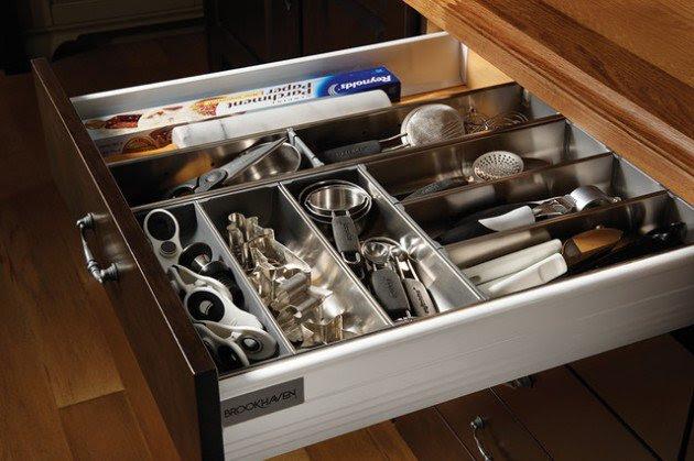Λύσεις Εξοικονόμησης χώρου και αποθήκευσης κουζίνας1
