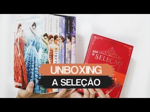 UNBOXING: BOX A SELEÇÃO