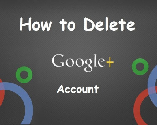 How to Delete Your Google+ Account - OnlyLoudest