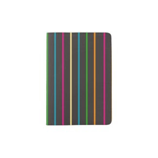 Jetting Around Streamlined Passport Holder