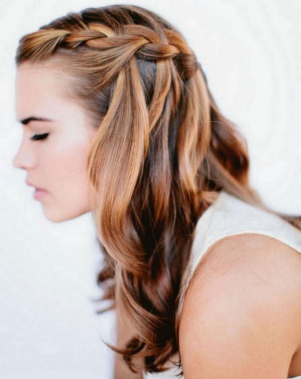 Lange Haare Zopf Frisur 2016 My Blog