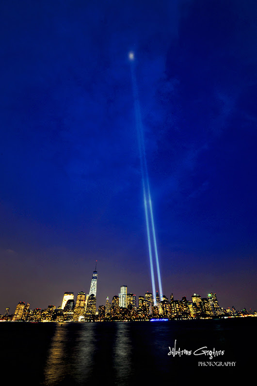 Tribute In Light | Wyckoff New Jersey Photographer