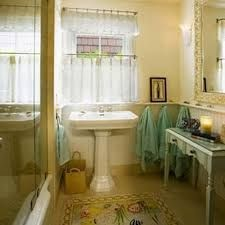 Trends For Small Bathroom Bathroom Window Curtains Ideas pictures