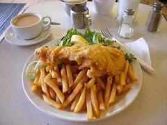 Fish'n'chips - Yummy