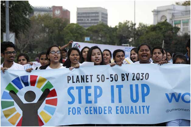 The global gender community will meet in New York in March to review progress on gender equality and women's empowerment in the 25 years since the Beijing declaration. The theme for this year's Commission on the Status of Women gathering is Generation Equality, emphasizing how the current generation must close the gender gap.