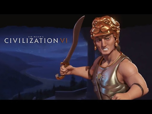 Civilization VI – Official First Look: Macedon