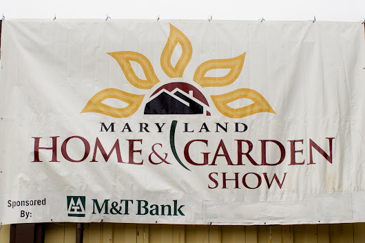 Maryland Home and Garden Show Spring 2017 - Marney Kirk - Maryland Real Estate Agent