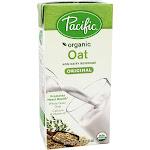 Pacific Foods Organic Oat Milk Original 32 fl oz