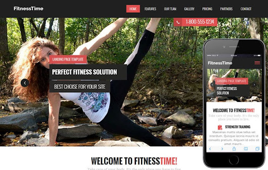 Fitness Time a Flat Sports Bootstrap Responsive Web Template by w3layouts