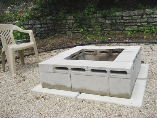 Backyard Designs Fire Pit