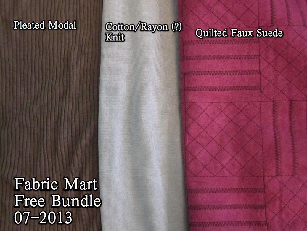 Fabric Mart Free Bundle 07-2013